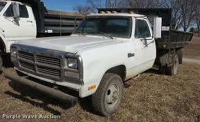 1993 Dodge Ram 350 Flat Dump Bed Truck | Item DB2950 | SOLD!... Travis Trailers Alumatech Alinum End Dump Bodies 2001 Gmc 3500hd 35 Yard Truck For Sale By Site Youtube Bed Weingartz Bed Supply Truckcraft Kit Time Prayers Tommy Gate G2 Series Combination Servicedump Bodies Products Truckcraft Cporation 1957 112 Ton With Dump Gmc Pinterest Biggest Truck Heritage Equipment Akron Ohio Dumperdogg Pickup Insert Steel Fits 6ft 6000lb15 Trucks Beds Sale Cventional 1973 Ford F 350 Our Box Camions Champagne Windsor Estrie Qubec 2009 Used Ford F350 4x4 With Snow Plow Salt Spreader