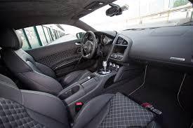 2014 Audi R8 V8 Milano leather S line Interior