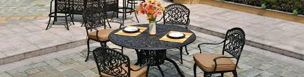 6 Person Patio Set Canada by Patio Ideas Cast Aluminum Outdoor Furniture Canada Cast Aluminum