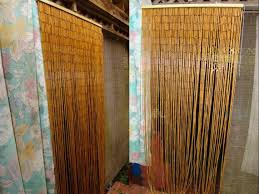 Doorway Beaded Curtains Wood by Best 25 Bamboo Beaded Curtains Ideas On Pinterest Beaded