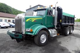 100 Peterbilt Tri Axle Dump Trucks For Sale 2005 357 Tandem Truck For Sale By Arthur Trovei