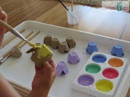 Easter Egg Basket Craft For Toddlers Preschoolers And Kids