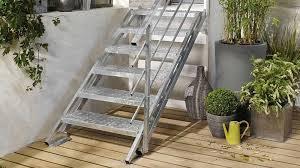 formidable comment faire un escalier en beton exterieur 2 un