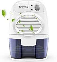 seavon luftentfeuchter elektrischer tragbarer entfeuchter