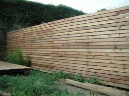 Decorative Garden Fence Home Depot by Best 25 Privacy Fences Ideas On Pinterest Horizontal Fence