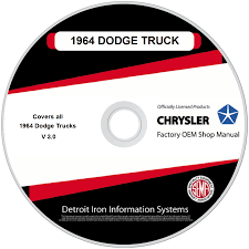 1964 Dodge Truck Factory OEM Shop Manuals On CD | Detroit Iron 1964 Dodge D100 Base Model Trucks And Cars Pinterest The 1970 Htramck Registry Vintage Advertising Photos Page Pickup Ram Ramcharger Cummins Jeep Brekina A 100 Cargo Van Assembled Railway Express For Sale 440 Race Team Replica For Truck Blk Garlitsocala110412 Youtube Diesel Med Tonnage Models Pd Pc 500 600 Sales For Sale Classiccarscom Cc1122762 Excellent 196470 A100 Dodges Late Hemmings Find Of The Day Panel Van Daily Original Dreamsicle