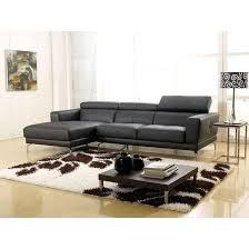 la maison du canapé canapé cuir angle oslo cuir prestige noir noir la maison du