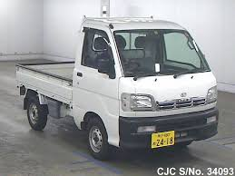 1999 Daihatsu Hijet Truck For Sale | Stock No. 34093 | Japanese Used ... Private Mini Truck Of Daihatsu Hijet Editorial Photo Image Of Sports Carz Centre Daihatsu Hijet Truck Used Vans For Sale Second Hand 1991 Rt Dr Only 11000 Km 4 Sp Manual At Low Mileage In Shropshire Gumtree Jumbo 13486km In Calgary Street Legal Atv Suzuki Carry Cars Myanmar Found 287 Carsdb Carrymini Trucks Sale 1998 4wd Dump Japan Car Auction Purchase 1996 Vancouver Bc Canada 2009 Aug White For Vehicle No Za64771