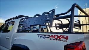 Gun Rack For Truck Bed Bamf 3rd Gen Full Size Bed Rack Tacoma World ...