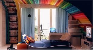 chambre a coucher pour garcon 12 idées de chambre multicolore pour vos enfants bricobistro