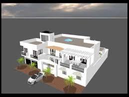 projet d une maison 3d au senegal