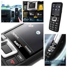 100 Truck Phone THFCOMMS Bury CP 1100 Bus Colour Display Carkit