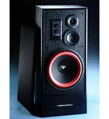 floor standing speakers cerwin vega e312 review and test
