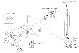 floor jack parts and craftsman ton floor jack parts