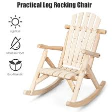 Giantex Log Rocking Chair Wood Porch Rocker Lounge Patio Deck Balcony  Furniture Rustic Single Rocker Natural Handcrafted Adirondack Cedar Rocker Chairs Lake Easy Glide Log Futon Rustic Sleeper Sofa Outdoor Rocking Chair Plans Sante Blog White Palm Harbor Wicker Fniture Plan This Is Patio Chair Plans Loft Style Bunk Bed Beds Minnesota Home Living Pads And Rooms Set Table Categories Briar Hill Stonegate Designs Model T24n339mb Wood Country Tl Red Deck Lakeland Mills Natural 2 Person Loveseat
