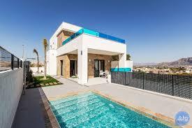 100 Villa In Magnificent In Bigastro 3 Bedrooms 113 Msup2sup