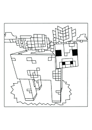 Minecraft Colouring Pages Coloring Story Mode Fresh