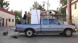 How To Transport A Fridge By Yourself ((( PART 2 ))) - YouTube