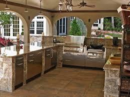 Kitchen Countertop Decorative Accessories by Outdoor Kitchen Trendy Outdoor Kitchen Kits Throughout Modular