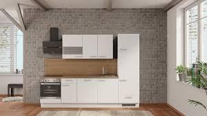 nobilia küche castrop rauxel 285 cm weiß günstig kaufen eiche provence mit elektrogeräten
