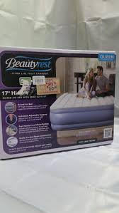 Serta Raised Air Bed by Queen Air Mattress Serta Raised Queen Airbed With Insta Iii Ac