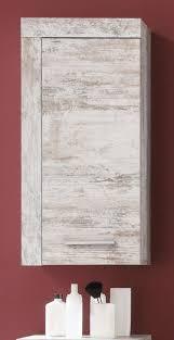 badezimmer hängeschrank cancun in pinie weiß shabby chic badmöbel vintage 36 x 79 cm badschrank