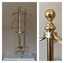 Mens Dresser Valet Stand by Mid Century Brass Valet Valet Stand Suit Stand Mens