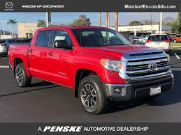 100 Penske Truck For Sale PreOwned 2017 Toyota Tundra 4WD SR5 CrewMax 55 Bed 46L In