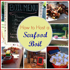 Crawfish Boil Decorating Ideas by End Of The Summer Seafood Boil Party U2013 Deliciously Well