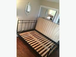 Svelvik Bed Frame by Ikea Svelvik Full Double Bed Frame 150 Burnaby Incl New