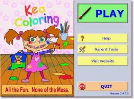 Kea Coloring Book Download