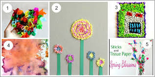20 Tissue Paper Art Projects For Kids