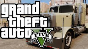 100 Gay Truck Drivers GTA Online Driver Finds A Boyfriend YouTube