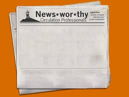 Blank Newspaper Png