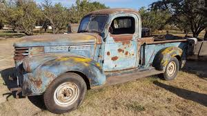 1942 Chevy 1/2 Ton Pickup Truck - Cool Patina - Vintage - Rat Rod ... 1941 Chevrolet Coupe Frame And Body Item B6852 Sold Aug Special Deluxe Classic 2 Door Chevy Sale 150 For Sale 1890219 Hemmings Motor News Vintage Truck Pickup Searcy Ar Ford Craigslist For 1940 Old Chevys 4 U Chevy Pickup Street Rod Gateway Cars 795hou Classics On Autotrader
