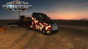 100 Game Truck Amarillo American Simulator Excavator Delivery To YouTube