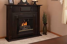 Propane and Ventless Fireplaces