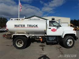 100 Used Water Trucks For Sale GMC TOPKICK C7500 For Sale Phillipston Massachusetts Price US