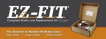 100 Chevy Truck Brake Lines EZFit The Line Kit For Cars And S AGS