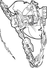 Lego Chima Coloring Pages Cragger