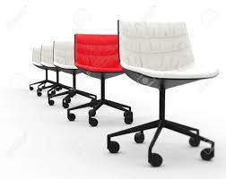 Red Office Chair In Row Of White Office Chairs With Focus On.. Building A Home Recording Studio Chair Say And Sound Spacious Furnished Radio Table Office Chairs Sofa Vion Mesh Transitional Series Supra X Rolling Scene With Coaster Fniture Fnitureall Corrigan Designs Ashwood 18700 Products The Best Office Chair Of 2019 Creative Bloq Fantastic Mixing Charming Best Plans Cosm Designed By 75 For Herman Miller Takes Us 6599 Fashion Mid Back Height Adjustable Armless Basic Faux Leather Computer Task 360 Degree Swivelin Conch Ding Armrests In Metal Sled Base Porro