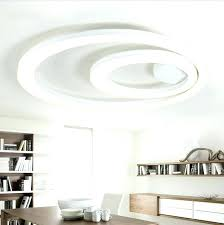 Led Dining Room Lighting Flush Mount White Acrylic Ceiling Light Fixture Lamp Restaurant Foyer Kitchen Bedroom