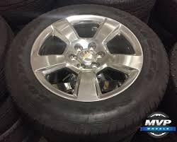 100 Oem Chevy Truck Wheels Factory OEM 20 Silverado Tahoe Suburban Wheel And Tire
