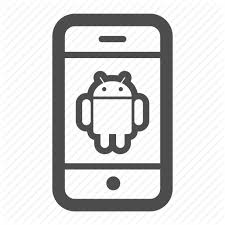 Android iphone mobile phone smartphone icon