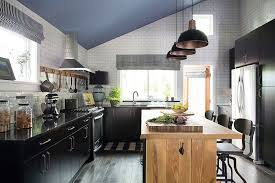 Farmhouse Style Kitchen In HGTV Bungalow Giveaway