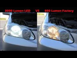 3000 lumen led headlight