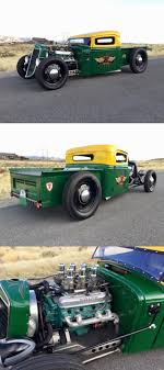 100 1936 International Truck Traditional Style Harvester Pickup Custom
