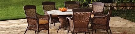 Garden Treasures Patio Furniture Manufacturer by Outdoor Patio Furniture Lloyd Flanders Patio Furniture