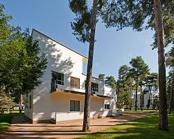 100 Bauhaus House Masters S By Walter Gropius 192526 Buildings