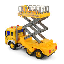 100 Trucks Toys 116 Engineering Truck Vehicles Lifting Play Construction Vehicles